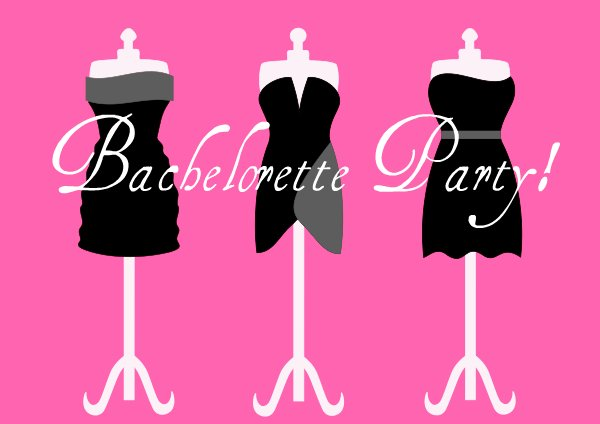 How to Throw a Little Black Dress Party - ProbablyRachel