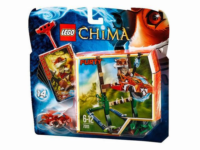 70111 レゴ チーマ スワンプ・ハイジャンプ