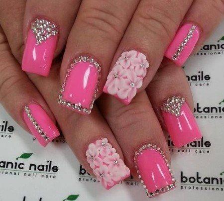 beautiful acrylic nail art for 2016  styles 7