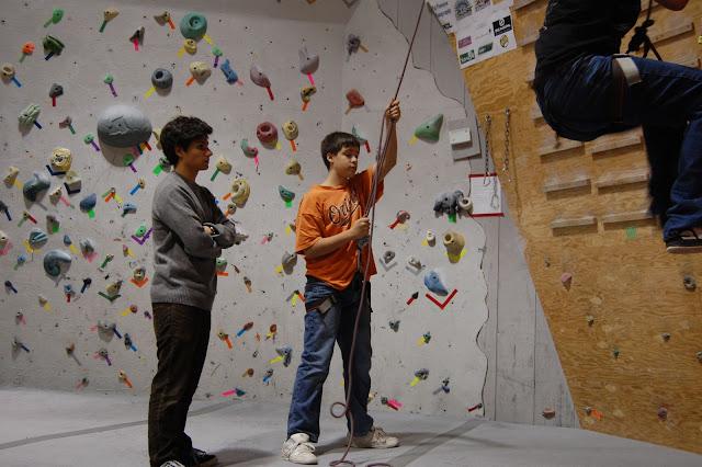 Youth Leadership Training and Rock Wall Climbing - DSC_4908.JPG