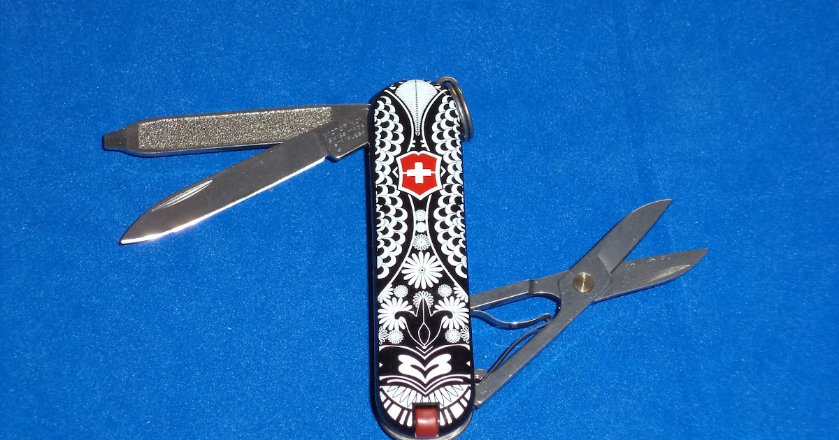 I Love Sak S Victorinox 2012 Fashion Series Classic