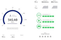 1. Speed Test Light 5G/4G LTE/WiFi
