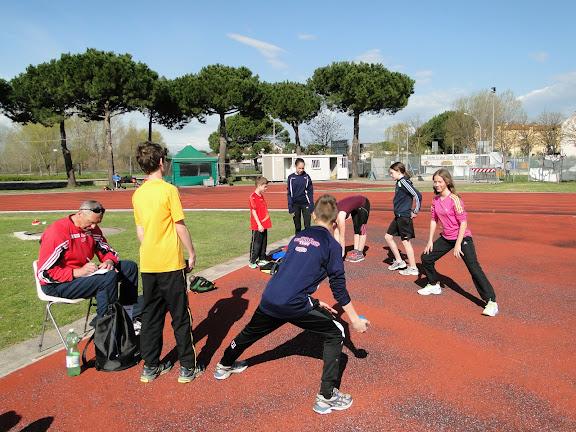Trainingslager Cervia (ITA)