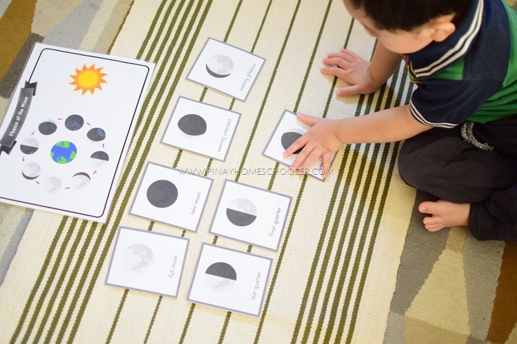 Learning About the Phases of the Moon for Preschoolers | The