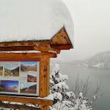 Weihnachten - Winterlandschaft Matelltal am 23.11.2013