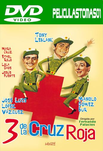 Tres de la Cruz Roja (1961) DVDRip