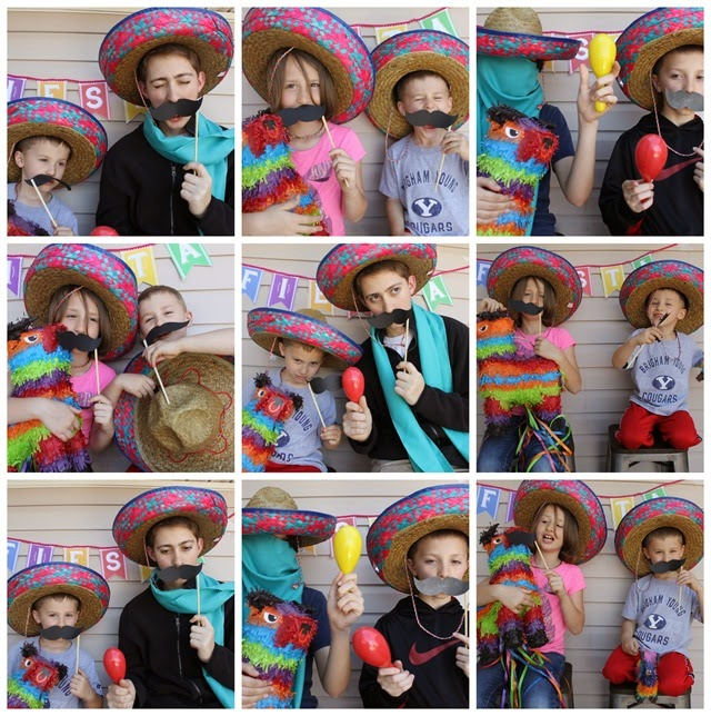 Cinco De Mayo photo booth