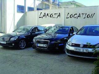 Agence de location de véhicules Des contrats avec des entreprises pour tenir