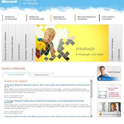 Projeto: Portal Plataforma Microsoft
