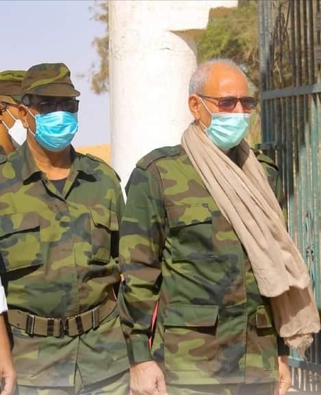 Brahim Ghali retoma sus funciones. Se esperan decisiones importantes.