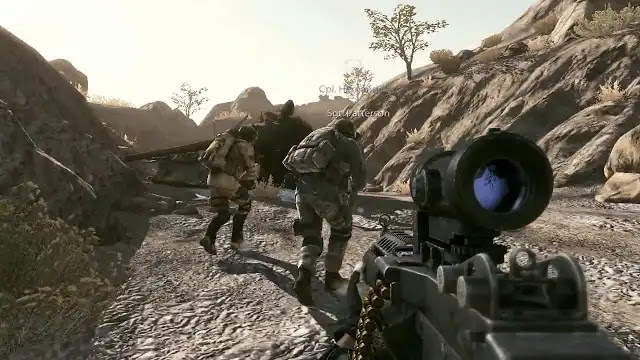 تنزيل لعبة Medal of Honor 2010 للكمبيوتر