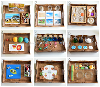 Montessori Inspired Activities for Earth Science
