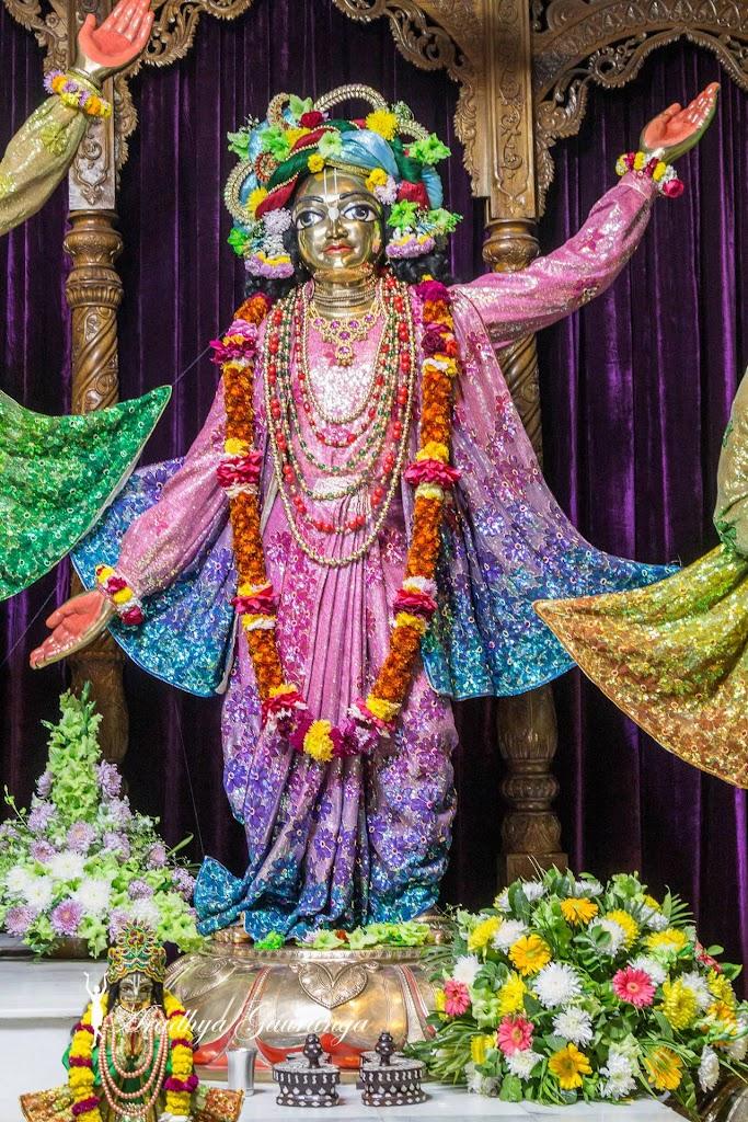 ISKCON Mayapur Deity Darshan 14 Jan 2017 (3)
