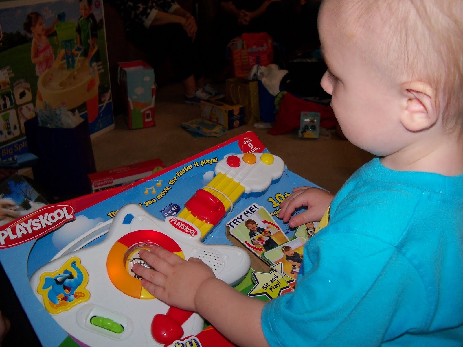 Marshalls First Birthday Party - 115_6730.JPG