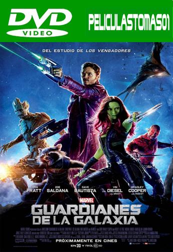 Guardianes de la Galaxia (2014) DVDRip