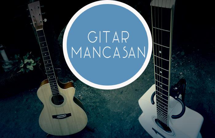 Gitar Mancasan