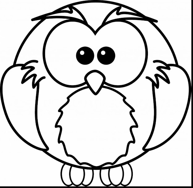 Spectacular Cartoon Owl Coloring Pages With Coloring Pages Of Owls And Hard  Coloring Pages Of Owls
