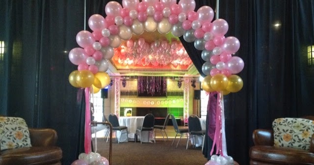 Cherri S Balloons Elegant Balloon Decor Weddings And