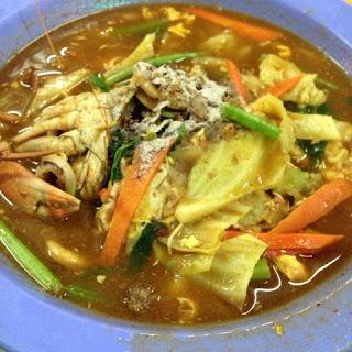 Food in Kelantan