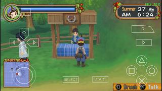 Ending di dalam Harvest Moon Hero of Leaf Valley 16 Bagian Event HM HoLV