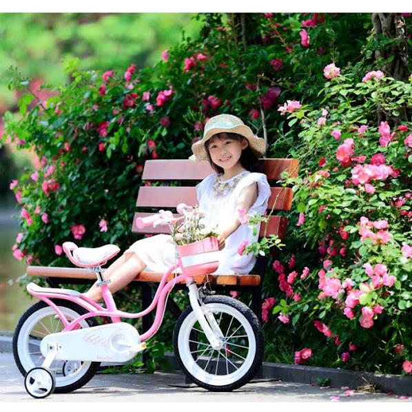 Những lưu ý quan trọng khi mua xe đạp cho bé
