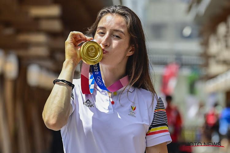 📷 🎥 Langs kleuterturnen, triomfen op WK's en EK's naar olympische roem: een portret van Gouden Derwael