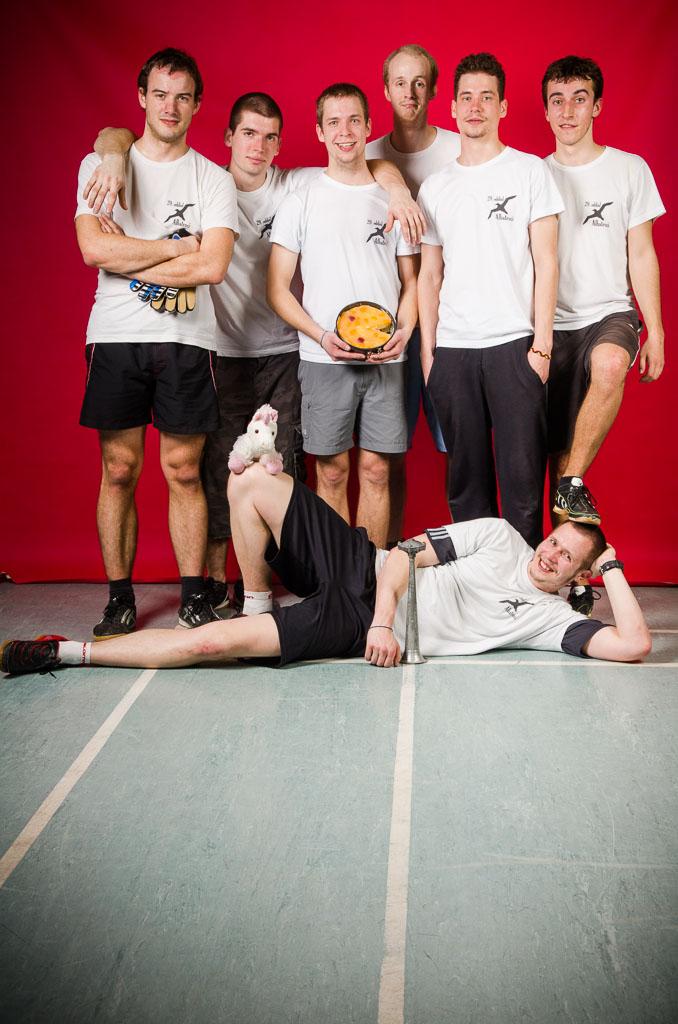 albatrosi tím A s Raspušou a tortou (2014)