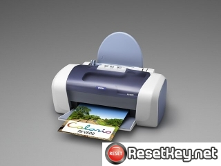 Reset Epson PX-V600 printer Waste Ink Pads Counter
