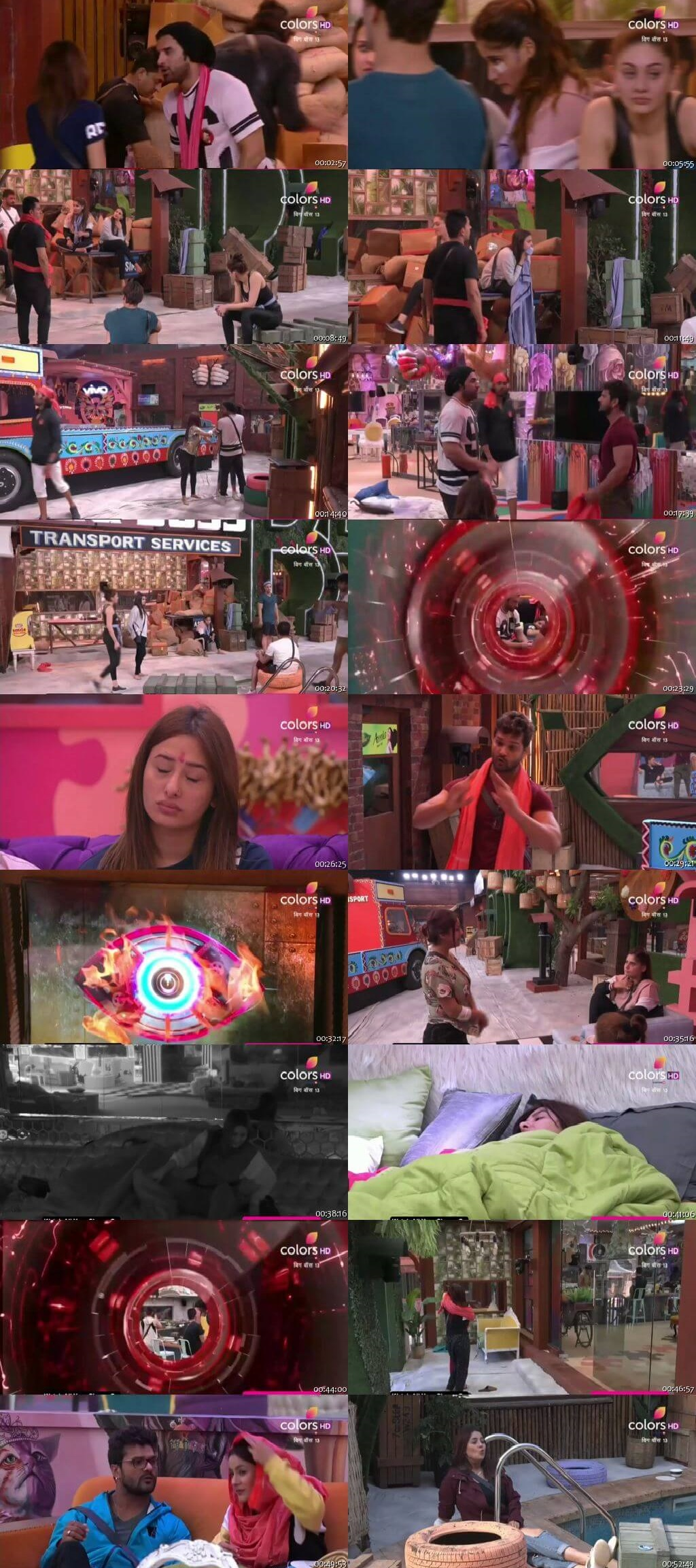 Watch Online Bigg Boss 13 6th November 2019 Full Episode 37 Download