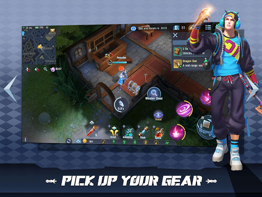 Survival Heroes - MOBA Battle Royale 1.1.0 screenshots 8