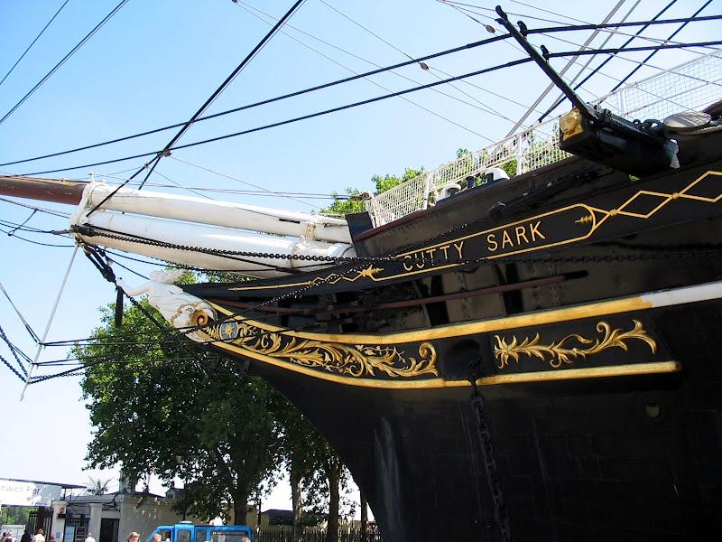 Statek Cutty Sart