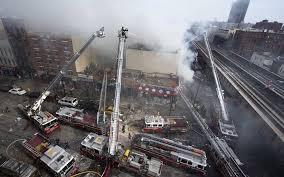 Explosion à New York : «Il y a eu une bombe, ça, c'est clair»
