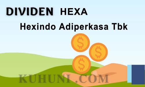 Dividen HEXA