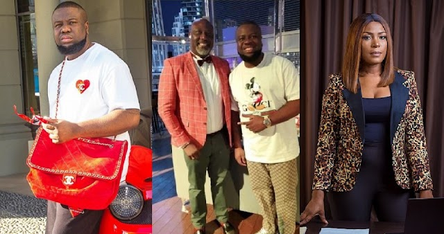 Gbas Gbos! Hushpuppi Name Dino Melaye, Linda Ikeji, Daddy Freeze, Among Others As His Accomplices [Video]