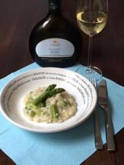 Articole culinare : Risotto cu sparanghel verde și about risotto