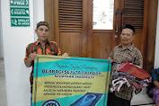 Relawan Letho DKI Jakarta Bagikan Sejuta Sajadah dalam Safari Ramadhan