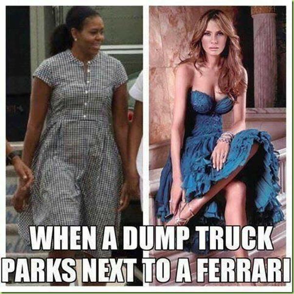 dump truck ferrari