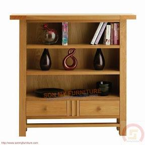 Tủ trưng bày gỗ 022