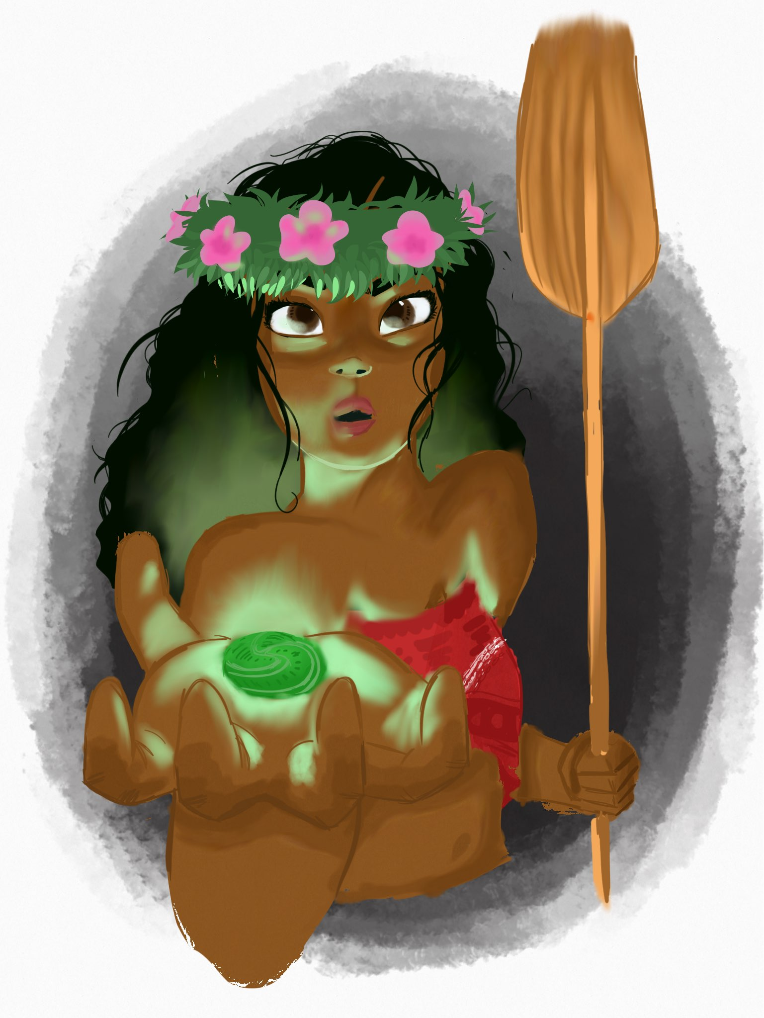 moana made with Sketches