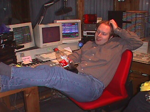 Santino Smits Radio Contact.JPG
