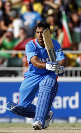 Dhoni's Helicopter shot... awesome!!! Mahendra Singh Dhoni Helicopter Shot Video