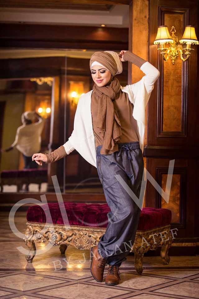 Hijab Outfits For Fall And Winter 2016 Styles 7