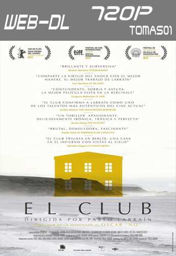 El Club (The Club) (2015) WEB-DL 720p