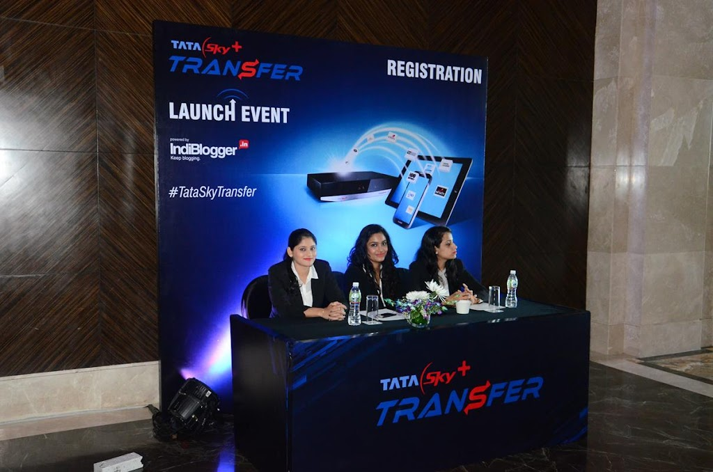 Tata Sky Transfer Product Launch Event - Hotel Paladium 2