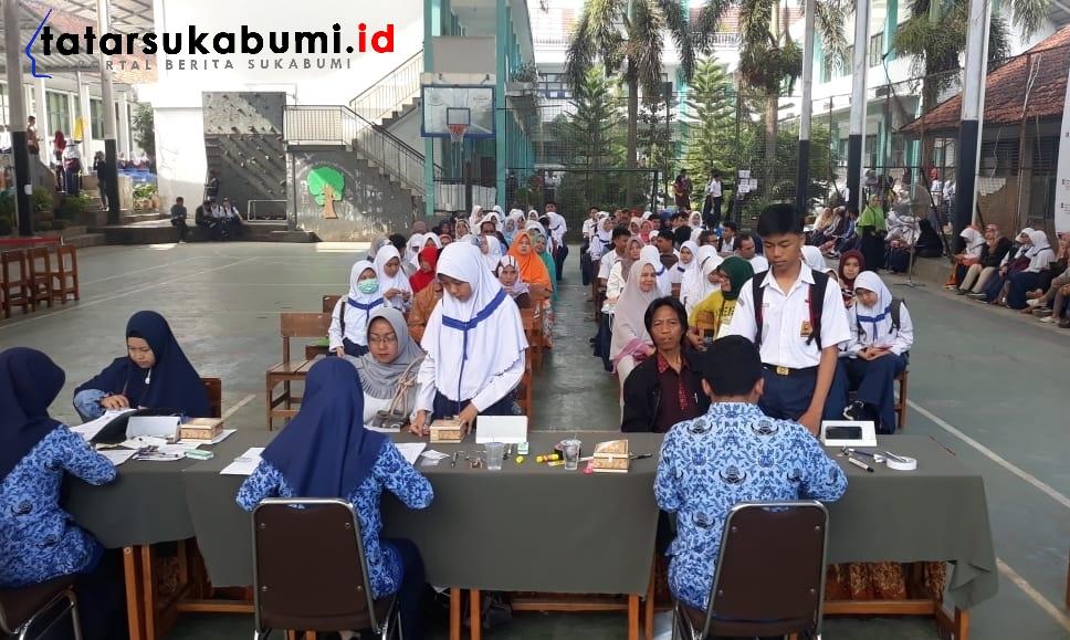 PPDB Sistem Zonasi, Warga 6 Kecamatan Bisa Daftar ke SMAN 1 Cibadak