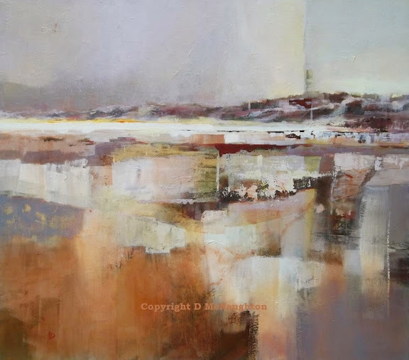 Cape Connections #1. Artist Dianne McNaughton