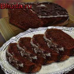 Апельсиново-кофейное печенье в шоколаде