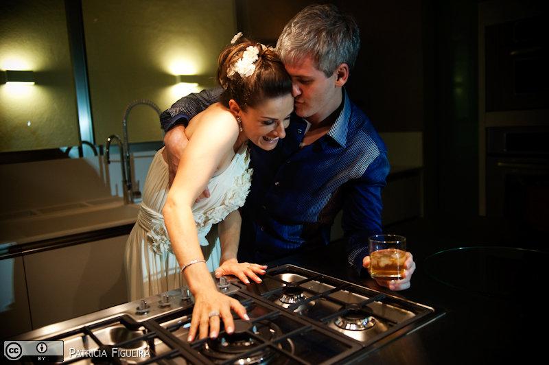 Foto de casamento 2445 de Karina e Luiz. Marcações: 30/10/2010, Casamento Karina e Luiz, Rio de Janeiro.