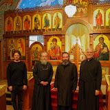 Visit of Archbishop Justinian