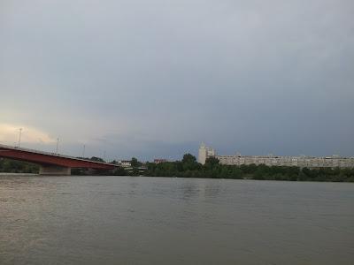 Gewitterstimmung am Donauinselfest
